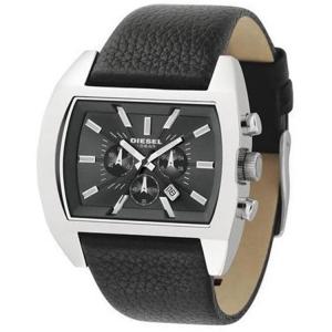Diesel DZ4140 Horlogeband Zwart Leer