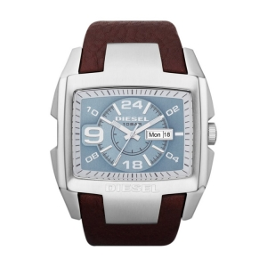 Diesel DZ4246 Horlogeband Bruin Leer