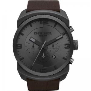 Diesel DZ4256 Horlogeband Bruin Leer