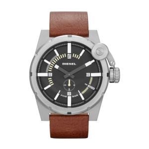 Diesel DZ4270 Horlogeband Bruin Leer
