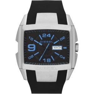 Diesel DZ4287 Horlogeband Zwart Rubber