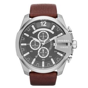 Diesel DZ4290 Horlogeband Bruin Leer