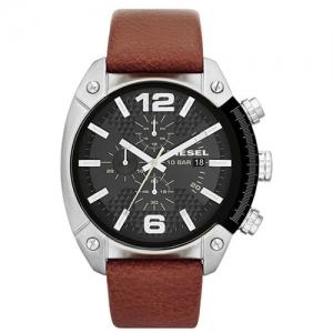 Diesel DZ4296 Horlogeband Bruin Leer (15)