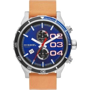 Diesel DZ4322 Horlogeband Bruin Leer