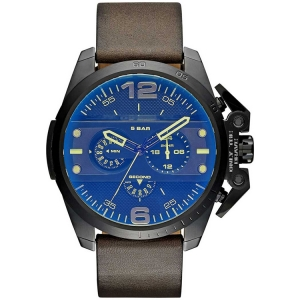 Diesel DZ4364 Horlogeband Bruin Leer
