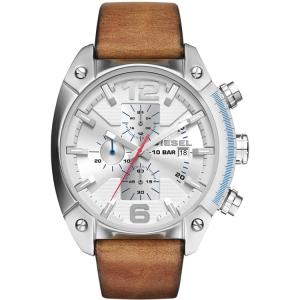 Diesel DZ4380 Horlogeband Bruin Leer