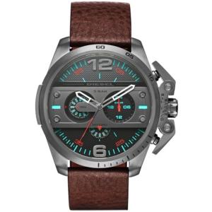 Diesel DZ4387 Horlogeband Bruin Leer
