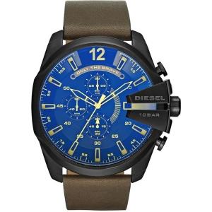 Diesel DZ4401 Horlogeband Bruin Leer