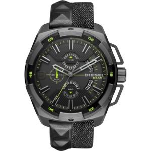 Diesel DZ4420 Horlogeband Zwart Leer