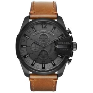 Diesel DZ4463 Horlogeband Bruin Leer