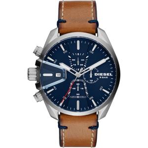 Diesel DZ4470 Horlogeband Bruin Leer