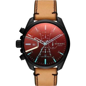 Diesel DZ4471 Horlogeband Bruin Leer