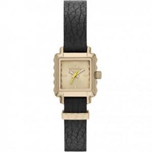 Diesel DZ5421 Horlogeband Zwart Leer