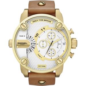 Diesel DZ7288 Horlogeband Cognac Leer