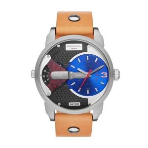 Diesel DZ7308 Horlogeband Bruin Leer