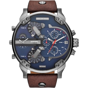 Diesel DZ7314 Horlogeband Bruin Leer