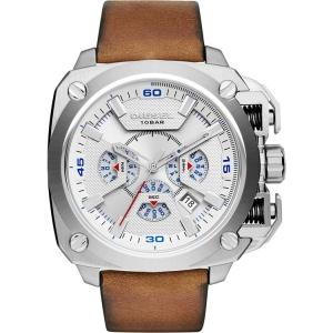 Diesel DZ7357 Horlogeband Bruin Leer
