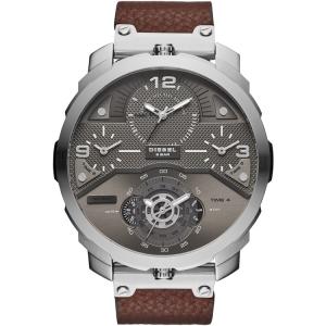 Diesel DZ7360 Horlogeband Bruin Leer