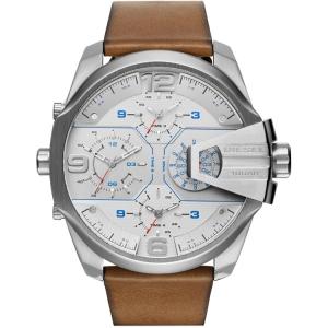 Diesel DZ7374 Horlogeband Bruin Leer