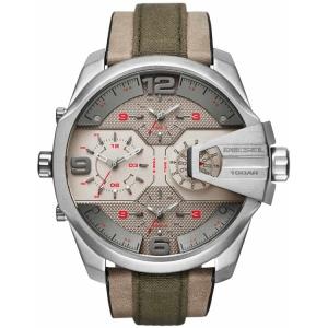 Diesel DZ7375 Horlogeband Bruin Leer