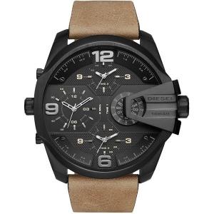 Diesel DZ7390 Horlogeband Bruin Leer