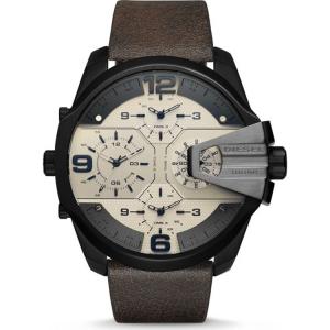 Diesel DZ7391 Horlogeband Bruin Leer