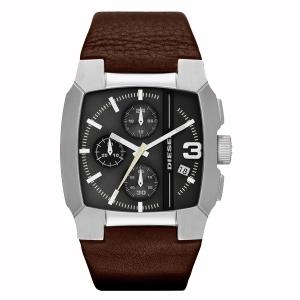 Diesel DZ4276 Horlogeband Bruin Leer