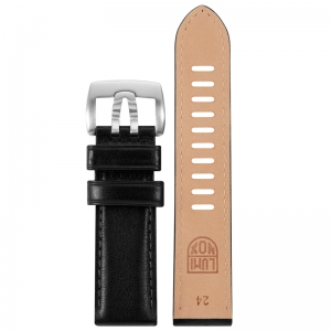 Luminox Atacama Field 1900 A.1901 Horlogeband Zwart Leer 24mm - FE.1800.22Q