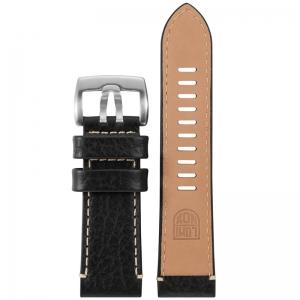 Luminox Field 1860 1861 Horlogeband Zwart Leer 26mm - FE.1860.20Q