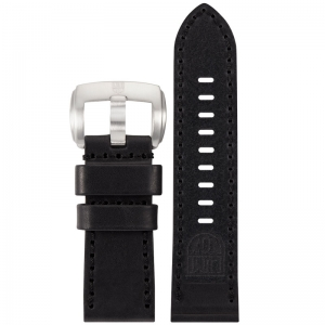 Luminox F-38 Lighting™ Series 9400 9420 9440 9460 Horlogeband Zwart Leer 28mm - FE.9400.21Q