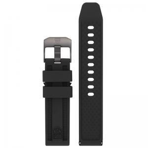 Luminox 4200 4220 8800 8880 Series Horlogeband Black Ops Rubber - FP.8800.20B