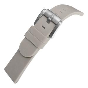 Marc Coblen / TW Steel Silicone Horlogeband Grijs 22mm