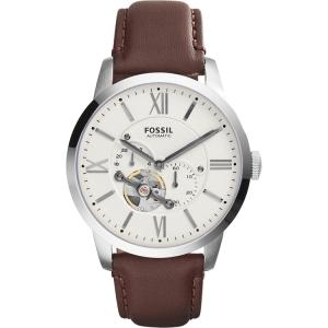 Fossil ME3064 Horlogeband Bruin Leer