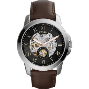 Fossil ME3095 Horlogeband Bruin Leer