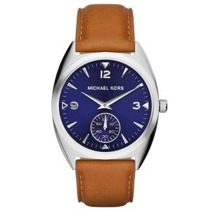 Michael Kors MK2372 Horlogeband Bruin Leer