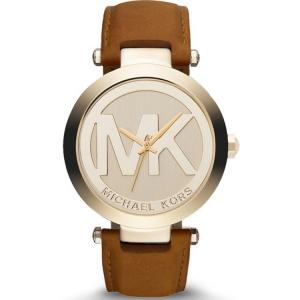 Michael Kors MK2398 Horlogeband Bruin Leer
