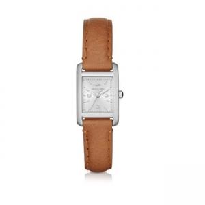 Michael Kors MK2412 Horlogeband Bruin Leer