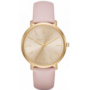 Michael Kors MK2471 Horlogeband Roze Leer