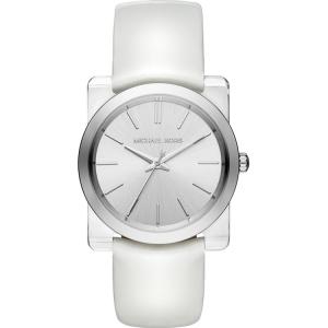 Michael Kors MK2482 Horlogeband Wit Leer