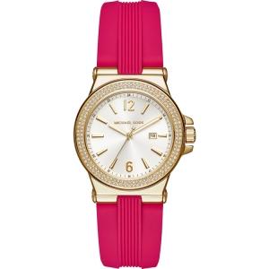 Michael Kors MK2488 Horlogeband Roze Rubber