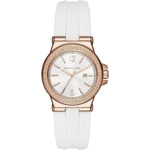 Michael Kors MK2491 Horlogeband Wit Rubber