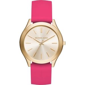 Michael Kors MK2510 Horlogeband Roze Rubber