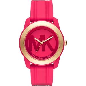 Michael Kors MK2533 Horlogeband Roze Rubber