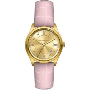 Michael Kors MK2549 Horlogeband Roze Leer