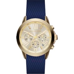 Michael Kors MK2556 Horlogeband Blauw Rubber