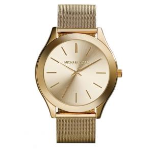 Michael Kors MK3282 Horlogeband Goud Mesh (Milanese)