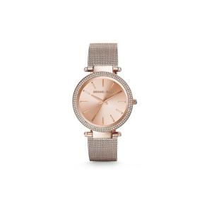 Michael Kors MK3369 Horlogeband Rosé Goud Mesh (Milanese)