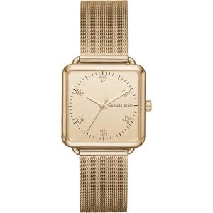 Michael Kors MK3544 Horlogeband Goud Mesh (Milanese)