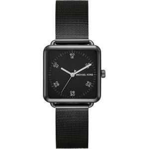 Michael Kors MK8504 Horlogeband Zwart Mesh (Milanese)