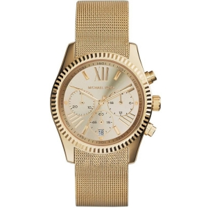Michael Kors MK5938 Horlogeband Goud Mesh (Milanese)